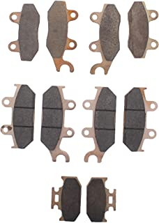 Brake Pads fit Yamaha 700 Viking YXM700 4x4 2014-2019 Front, Rear and Parking by Race-Driven