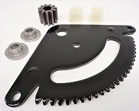 Flip Manufacturing GX20052BLE Steering Sector Pinion Gear Rebuild Kit Fits John Deere L Series - 25 Tooth G100, L100, L105, L107, L108, L110