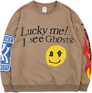Kanye Lucky me I See Ghosts Crewneck Sweatshirt