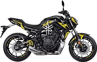 Suchergebnis Auf Für Mt 07 Aufkleber Magnete Zubehör Auto Motorrad