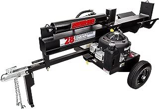 Swisher LSRB10528 28-Ton Log Splitter, 10.5 HP