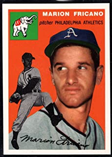Baseball MLB 1994 Topps Archives 1954 #124 Marion Fricano Athletics