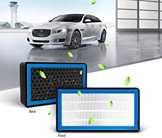 KAFEEK HEPA Honeycomb Cabin Air Filter Fits CF10135, 80292-S5D-A01,80292-S5A-003, 80292-SCV-A01, Replacement for Honda/Acura, includes Activated Carbon Particles