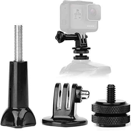 Anwenk Kamera Blitzschuh Adapter Kompatibel Mit Kamera