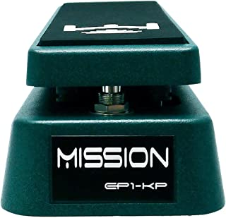 Mission Engineering Inc EP1-KP Expression Pedal for Kemper Profiling Amp - Green