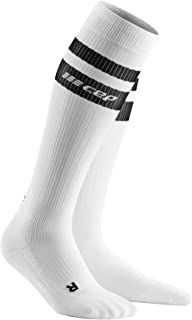 Men's Athletic Compression Run Socks - CEP Tall Socks for Performance