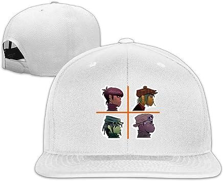 SAMS Custom Cap Baseball Cap Side 3D Printing Gorillaz Hand Casual Cap Gorras Hip hop Snapback