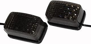 Rhino LED Smoke lens tail brake stop aftermarket light to fit Rhino UTV 450 660 700 sxs 4x4