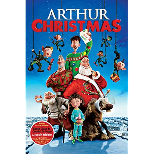 Arthur Christmas Characters.Christmas Animated Movies Amazon Com