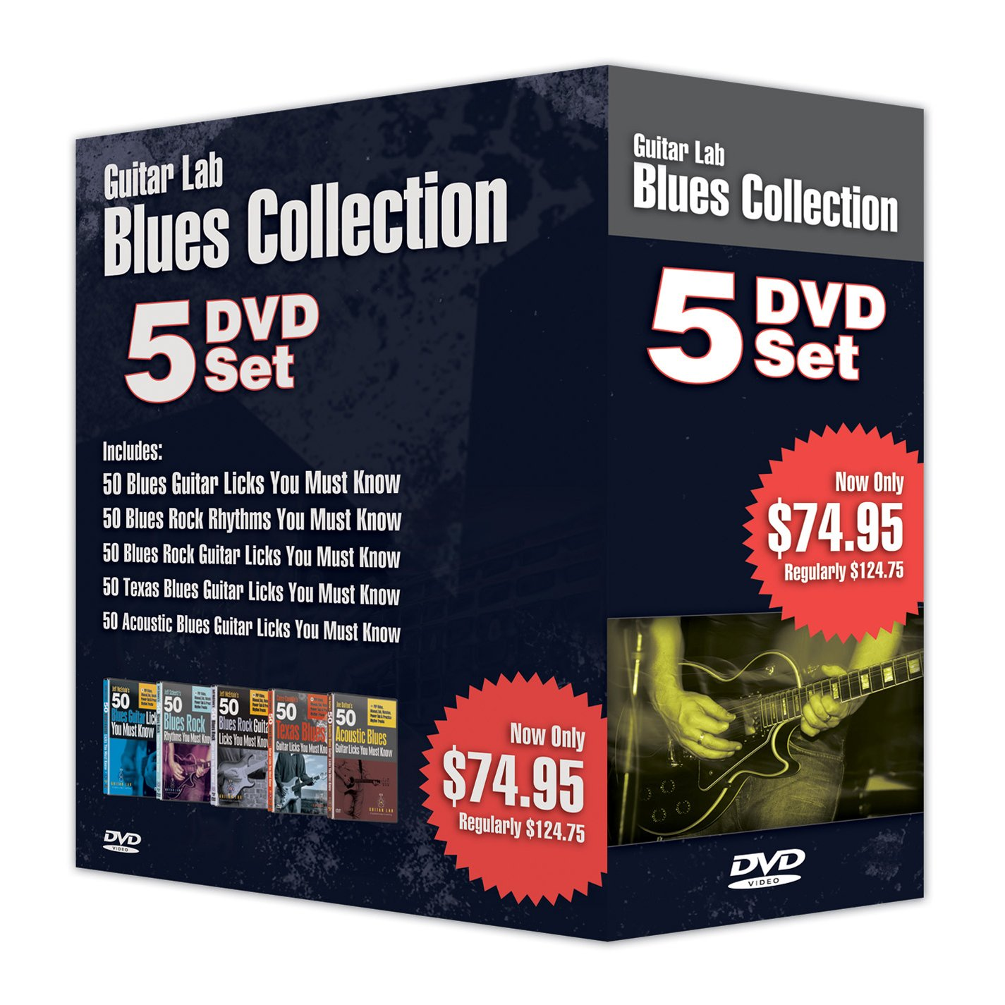 Raleigh Max 64% OFF Mall Guitar Lab Blues Collection
