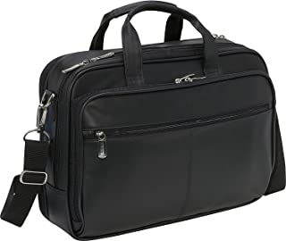 Kenneth Cole Reaction Genuine Leather Dual Compartment 15.4