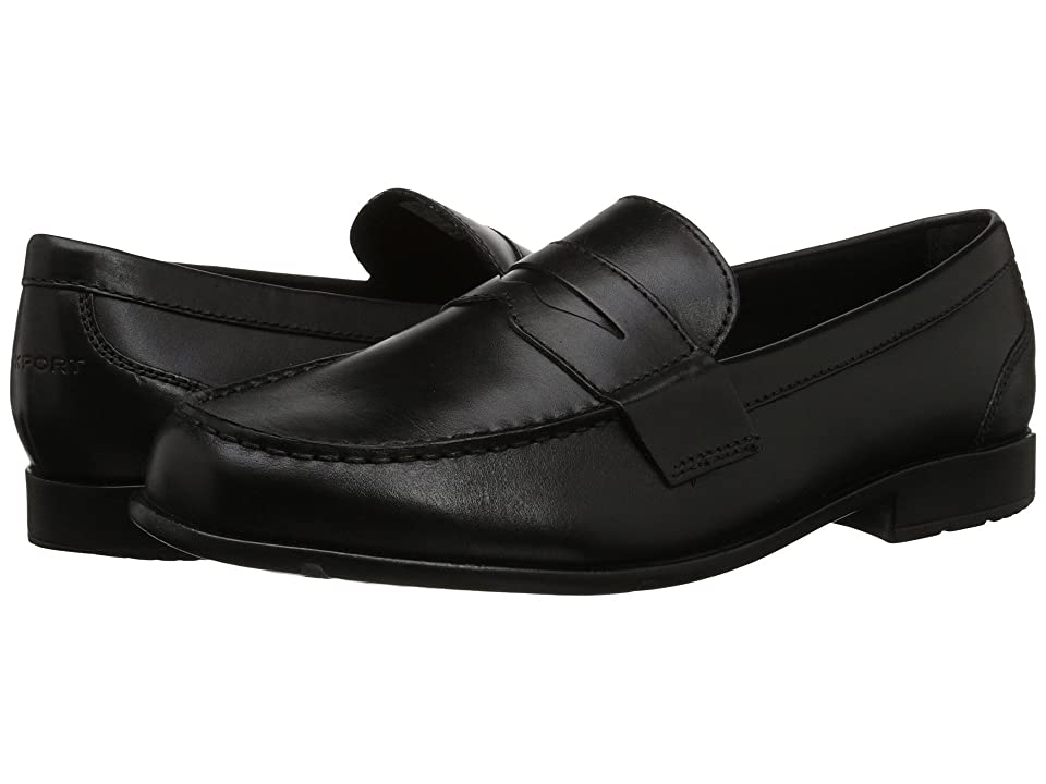 Rockport Classic Loafer Lite Penny (Black II) Men