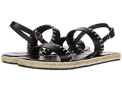 Ancient Greek Sandals Clara (Black) Women