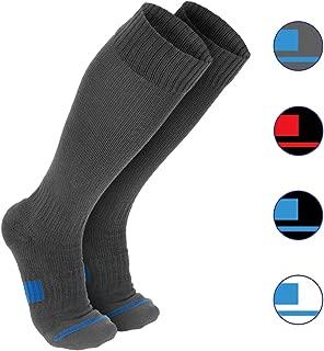 Wanderlust Compression Socks for Men & Women - Eliminate Pain, Swelling, Edema