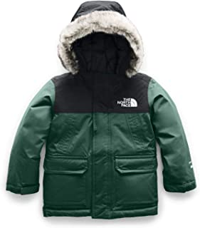 The North Face Toddler McMurdo Down Parka - Youth, Boys, NF0A3NOLN3P6T, Night Green, 6T