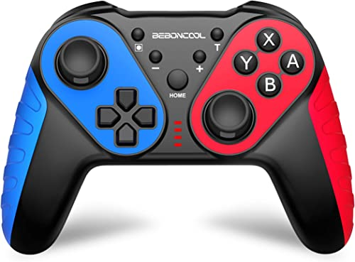 Wireless Switch Pro Controller for Nintendo Switch/Switch Lite,Switch Remote Control Gamepad Joypad for Nintendo Swit...