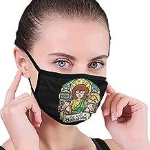 Mniunision Daria Sick Sad World Masks, Unisex Polyester Masks, Dust Masks, Cute Cartoon Masks