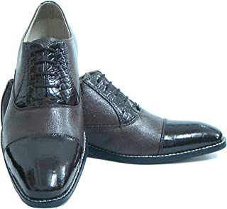 ASM Handmade Brown Leather Shoes with Handmade Neolite Sole for Men.