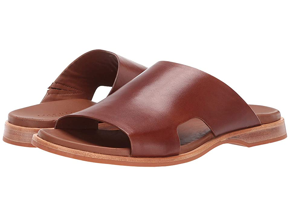 Cole Haan Goldwyn 2.0 Slide Sandal (British Tan) Men