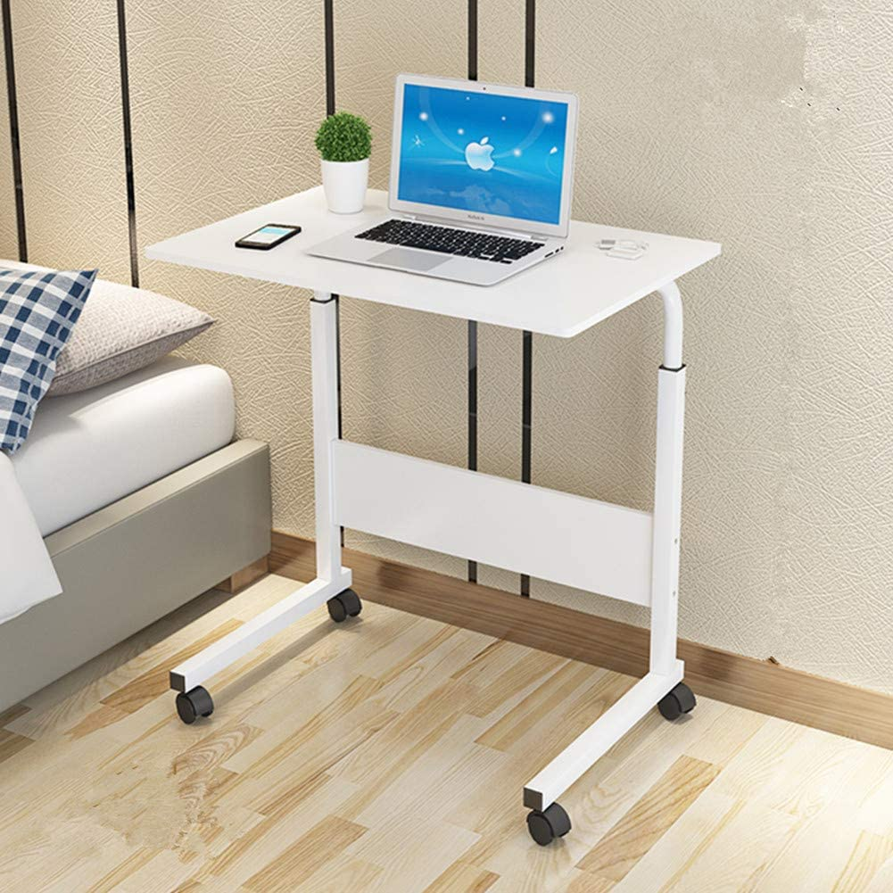 MTFY Rolling Lowest price challenge Luxury Sofa Side Snack Portable Computer Desk Table Laptop