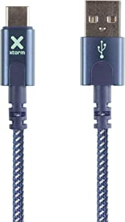 Xtorm Original USB till USB-C-kabel – 1 meter – blå