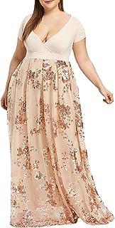 Suchergebnis Auf Amazon De Fur Curvy Kleider Damen