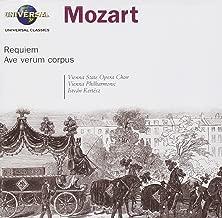 Mozart: Requiem in D Minor / Ave Verum Corpus