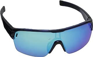 Unisex-Adult Zonyk Aero S ad06 75 4500 000S Shield Sunglasses, blue shiny, 68 mm
