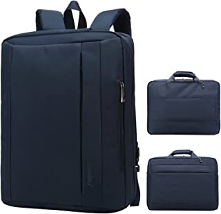 DMG CB5501 15.6-inch Multi Function Convertible Laptop Messenger Bag (Black)
