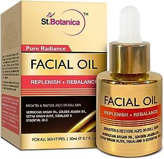StBotanica Pure Radiance Facial Oil Replenish + Rebalance, 20ml