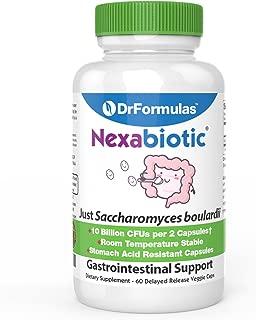 saccharomyces boulardii dosage for cats