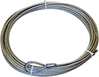 WARN 61950 Winch Rope - 7/16 in. x 90 ft.