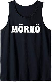 Morko Finnish Finland Ice Hockey T Shirt Tee Finn Tank Top