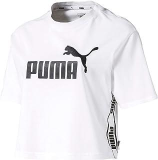 Puma Women'S Amplified Cropped Tee