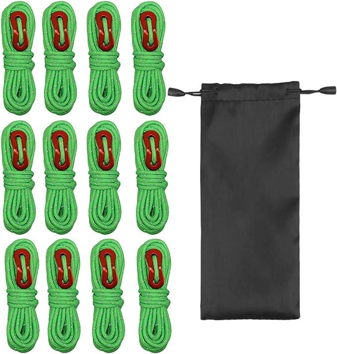 KRATARC 4m Outdoor Guy Lines - Best Design