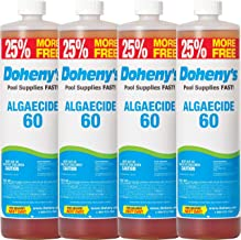 Doheny's Concentrated Algaecide 60 (4) 1 Qt. + 32 oz. Free!