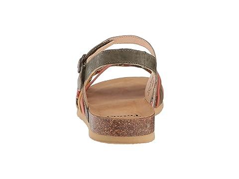 Think! Shik Quarter Strap Sandal - 82596 Black/Kombi