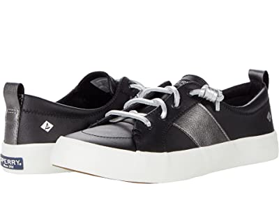 Sperry Crest Vibe Metallic Synthetic Leather