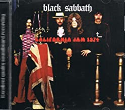 california jam black sabbath