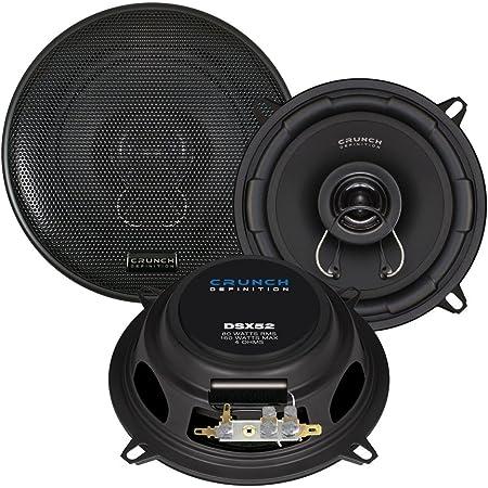 Hifonics Titan Ts 52 Koax System 13 Cm 5 75 Watt Rms Elektronik