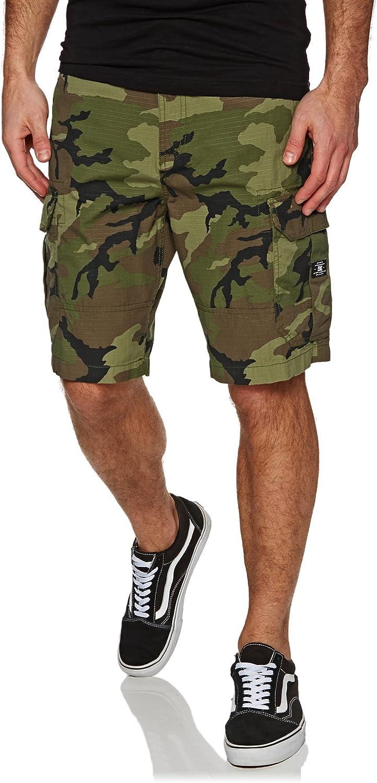 DC Shoes Cargo Short Homme Vert - Camo