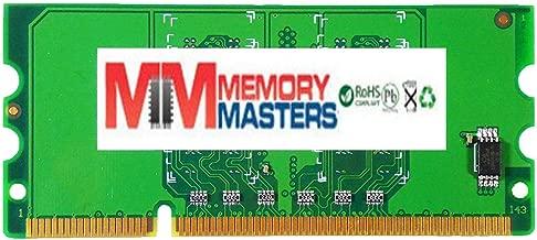 MemoryMasters 256MB PC2-3200 (400Mhz) 144 pin DDR2 SODIMM CB423A