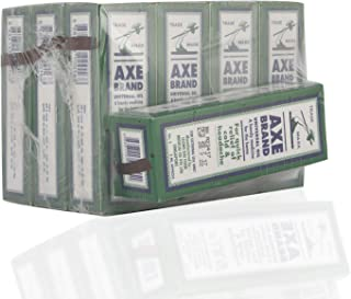 Axe Brand Medicated Oil - 12x5 ml