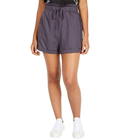 Hurley Bronte Beach Shorts (Thunder Grey) Women