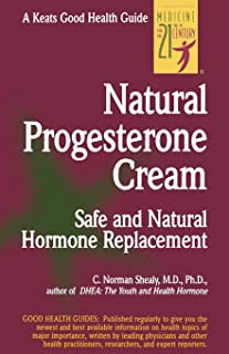 Natural Progesterone Cream: Safe, Natural Hormone
