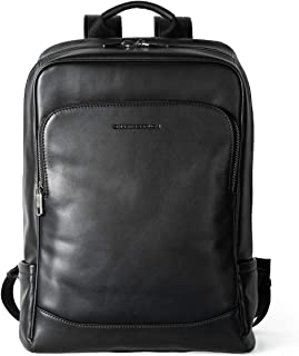 leather backpack kenneth cole