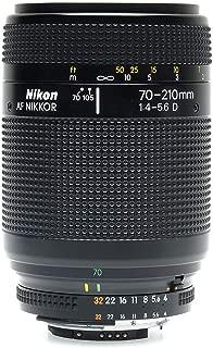 Nikon 70-210mm F4-F5.6 D AF Macro Zoom Lens