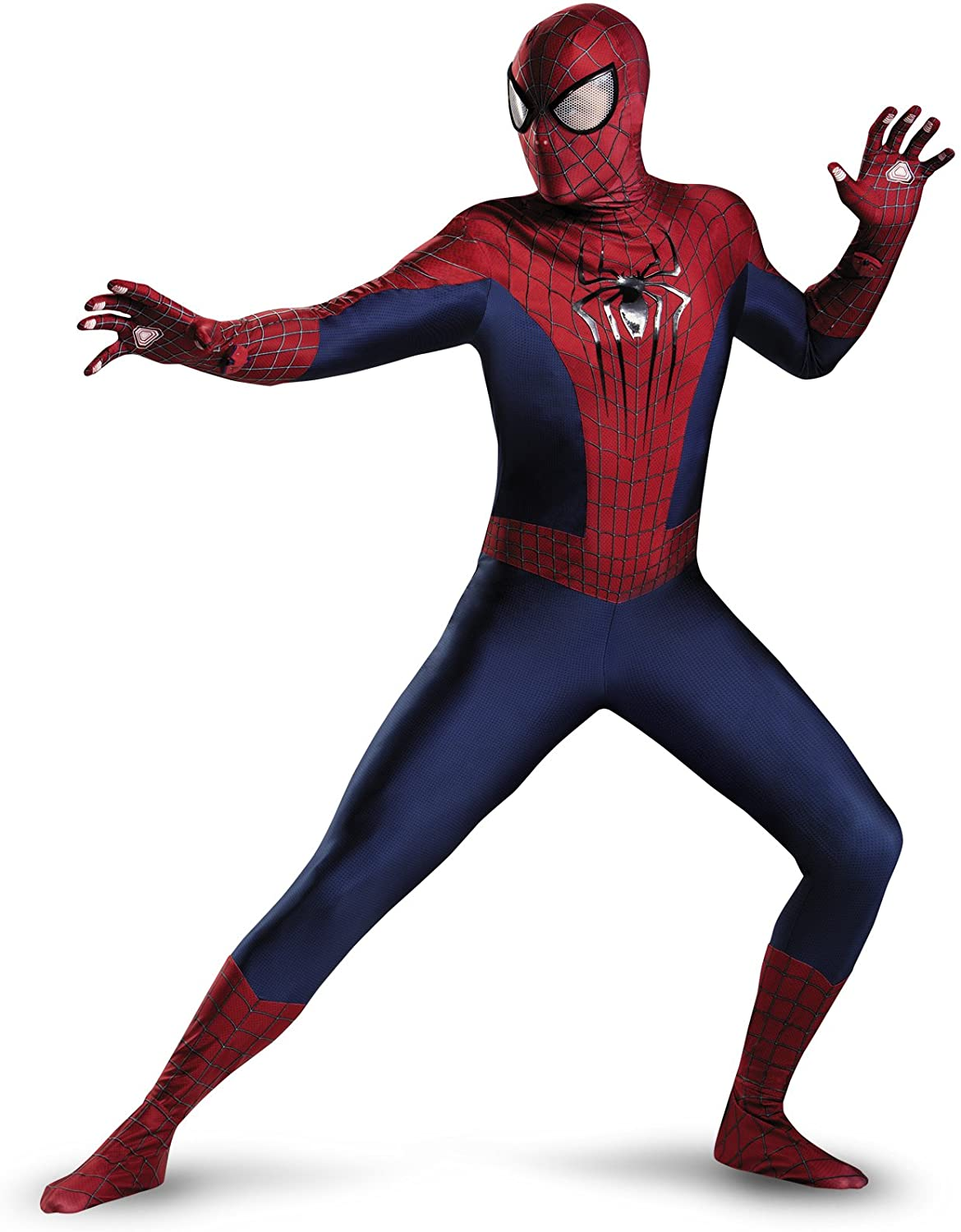 """Spiderman Sticker 6/"""" Black and Red Suit"""