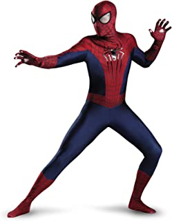 Disguise Men`s Marvel The Amazing Spider-Man Theatrical Adult Costume