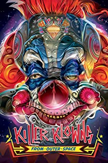 MCPosters - Killer Klowns from Outer Space Glossy Finish Movie Poster - MCP843 (24